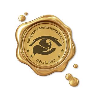 Menschenlehrerin Logo